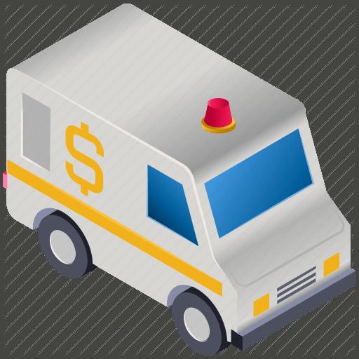 Bank Cash Vans Tracking