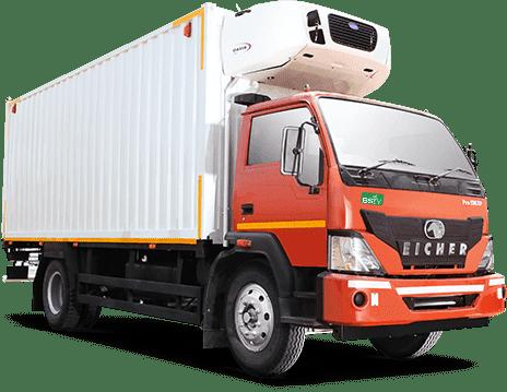 Refrigerated vans & Trucks Tracking