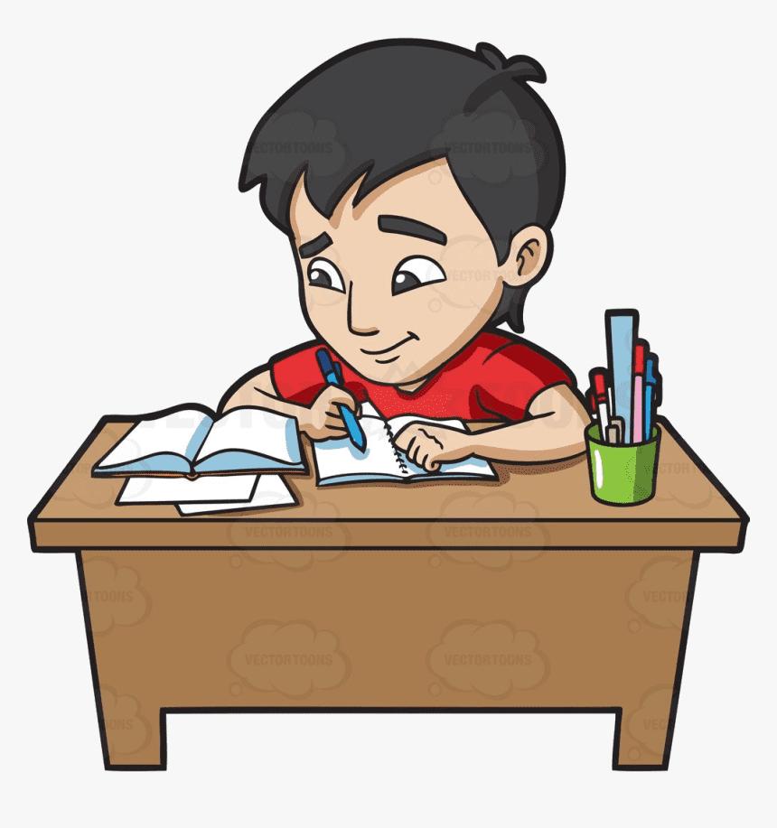 student homework details
