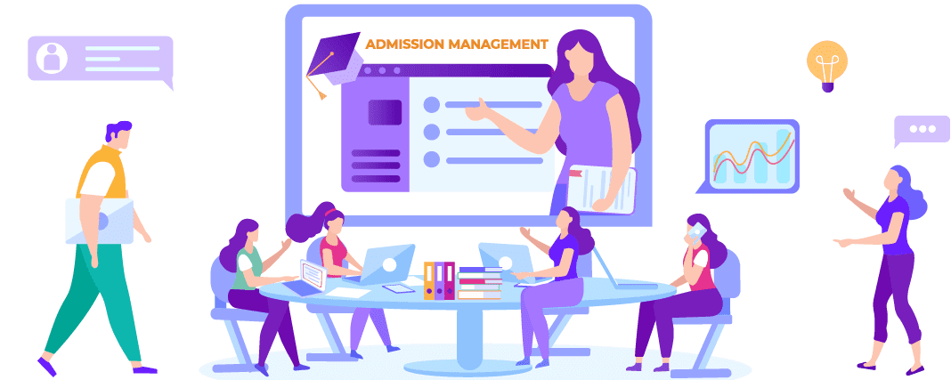 online admission for students