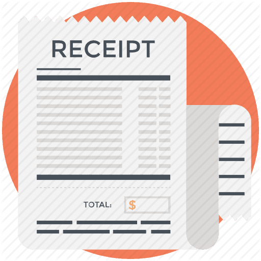 generate and print fees receipts