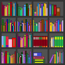 classify the library books subject wise